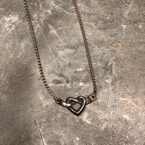 James Avery Jewelry - James Avery heart necklace